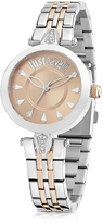 Just Cavalli Just Florence Two Tone Stainless Steel Women's Watch