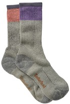 Timberland Rugged Hiking Crew Socks - Pack of 2