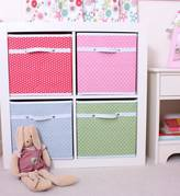 Babyface Fabric Storage Box Four Colours Available
