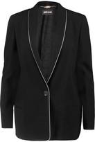 Just Cavalli Knitted Blazer