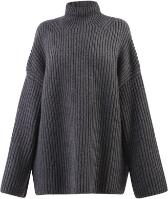 Nanushka Ribbed Knit Sweater