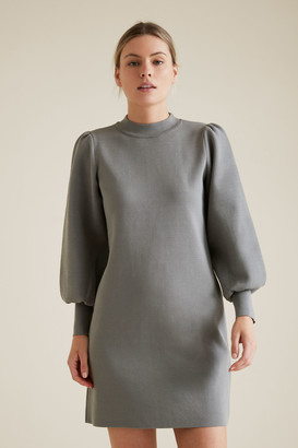Seed Heritage Blouson Knit Dress