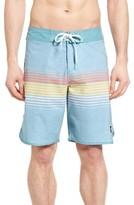 Ezekiel Men's Stripe Board Shorts