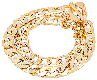 BaubleBar Aya Curb Chain Bracelet