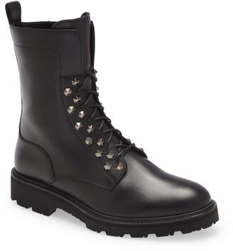 La Canadienne Bronx Waterproof Combat Boot
