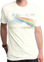Goodie Two Sleeves Ivory Pink Floyd Prism Color Relic Tee - Men's Regular