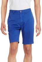 Robert Graham Seamed Pocket Shorts