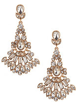 Belle Badgley Mischka Stone Statement Drop Earrings