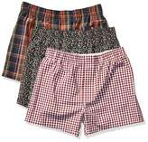 Goodthreads 3-pack Stretch Woven Boxers Shorts
