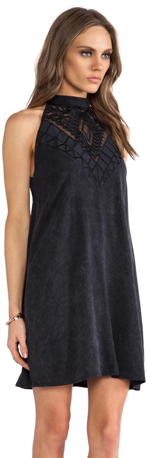 Tallow Pop Pier Dress