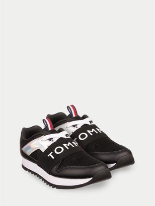 Tommy Hilfiger TH Kids Metallic Logo Sneaker
