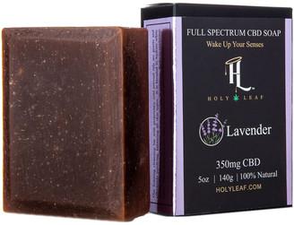 Holy Leaf Cbd Infused Lavender Lotion, Soap & Bath Bomb