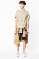 Zadig & Voltaire Ted Skull Snake T-shirt