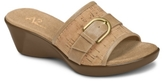 A2 by Aerosoles Eyes On You Cork Wedge Sandal
