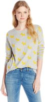 Kensie Women's Cotton Blend Sweater