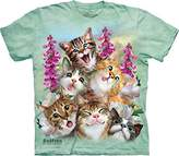 The Mountain Men's Kitten Selfie T-Shirt