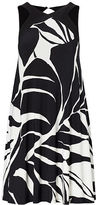 Ralph Lauren Tropical-Print Jersey Dress