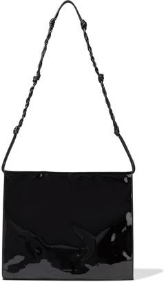 Jil Sander Patent-leather Shoulder Bag