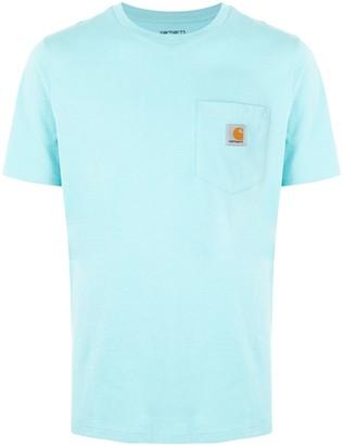 Carhartt Work In Progress logo patch T-shirt