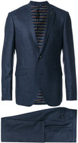 Etro two piece suit - men - Polyester/Acetate/Cupro/Wool - 46