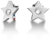 Tommy Hilfiger Silver Star Earrings