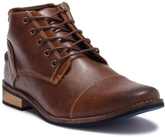 Deer Stags Rhodes Cap Toe Chukka Boot - Wide Width Available
