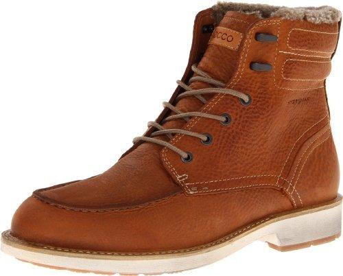 Ecco Men's Bendix Moc Toe Boot