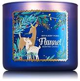 Bath & Body Works 3-Wick Candle in Flannel