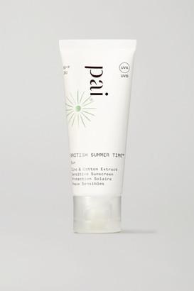 Pai Skincare + Net Sustain Hello Sunshine Sensitive Sunscreen Spf30, 40ml