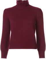 Co roll neck top - women - Cashmere/Wool - XS