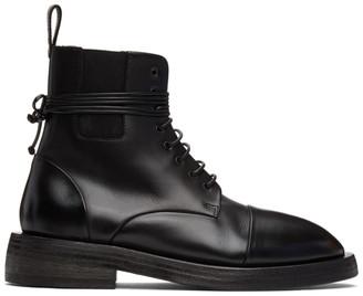 Marsèll Black Mentone Boots