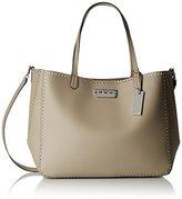 Zac Posen Eartha Iconic Shopper Bag Core with Grommets