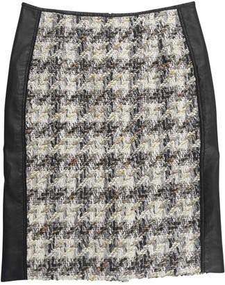 Reed Krakoff Grey Wool Skirt for Women