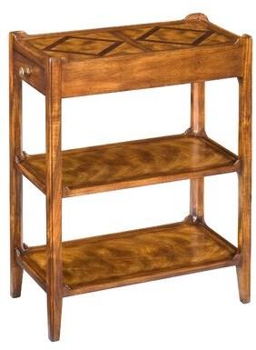 Sarreid Ltd. End Table with Storage