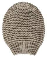 Fabiana Filippi Women's Beige Wool Hat.