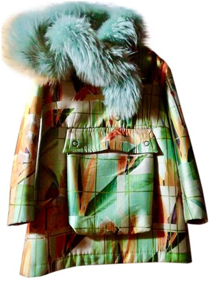 Non Signé / Unsigned Non Signe / Unsigned Fur Jacket for Women