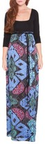 Olian Women's 'Samantha' Maternity Maxi Dress