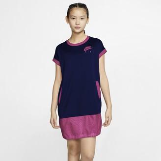 Nike Big Kids' (Girls') Short-Sleeve Dress