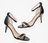 Sam Edelman Ankle Strap Heeled Sandals - Patti