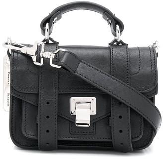 Proenza Schouler micro PS1 satchel