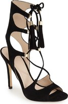 Marc Fisher 'Larsa' Lace Up Sandal (Women)