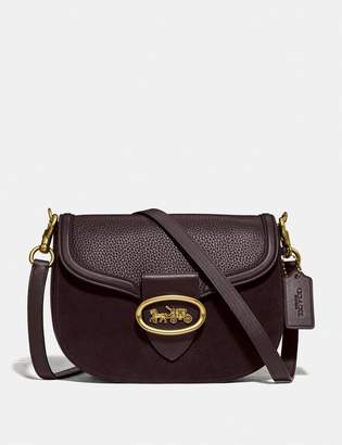 Coach Kat Saddle Bag
