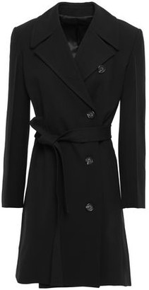 Helmut Lang Wool-blend Twill Trench Coat