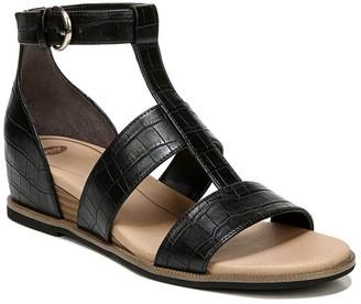 Dr. Scholl's Free Spirit Women's Gladiator Wedge Sandals