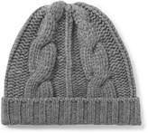 Loro Piana - Cable-knit Cashmere Beanie