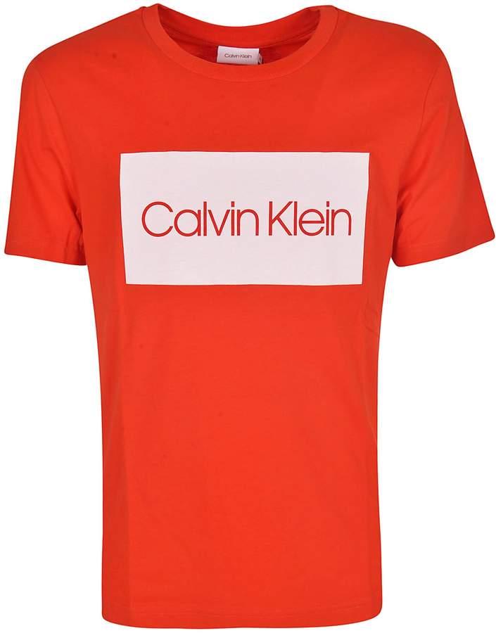 Calvin Klein Classic Logo Print T-shirt
