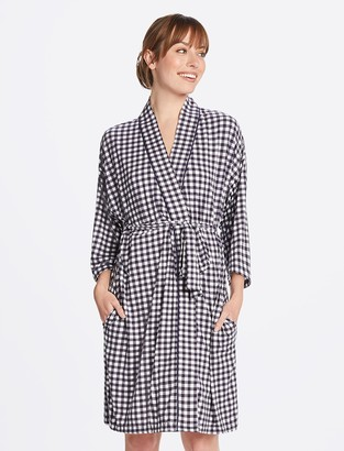 Draper James Gingham Robe