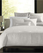 Hotel Collection Luminescent Quilted European Sham Bedding