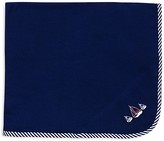 Little Me Infant Boys' Sailboat Blanket