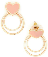 The Circle of Love Earrings